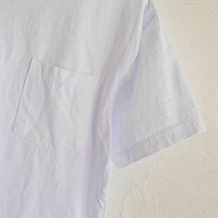 MAKERS メーカーズ / AMERICAN FIT T-SHIRTS アメリカンフィットTシャツ (WHITE ホワイト)