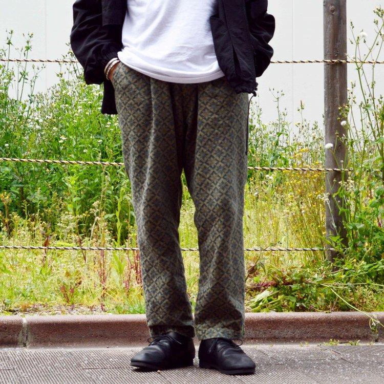 Nasngwam. ナスングワム / SWE SLEEPING PANTS スリーピングパンツ (BEIGE ベージュ)