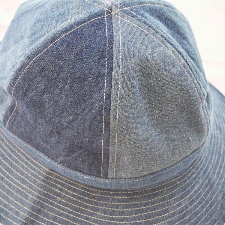 Nasngwam. ナスングワム / RE:FIELD HAT リメイクフィールドハット (DENIM デニム)