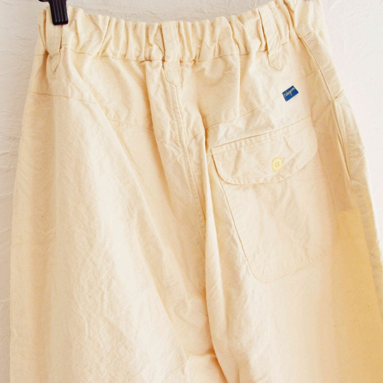Nasngwam. ナスングワム / ITA WORK PANTS イタリア軍ワークパンツ リメイク (NATURAL ナチュラル)<img class='new_mark_img2' src='https://img.shop-pro.jp/img/new/icons1.gif' style='border:none;display:inline;margin:0px;padding:0px;width:auto;' />