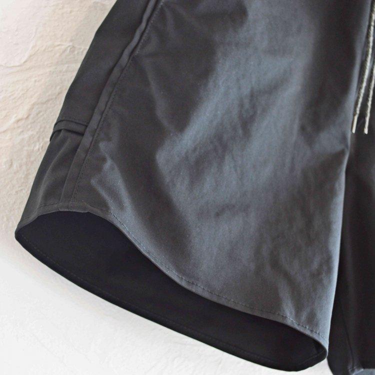 LAMOND ラモンド / HRMS SHORTS ショーツ (BLACK ブラック)