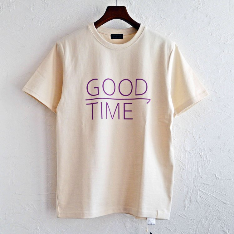 modemdesign モデムデザイン / 10OZ TEE 10オンスTシャツ (NATURAL ナチュラル)