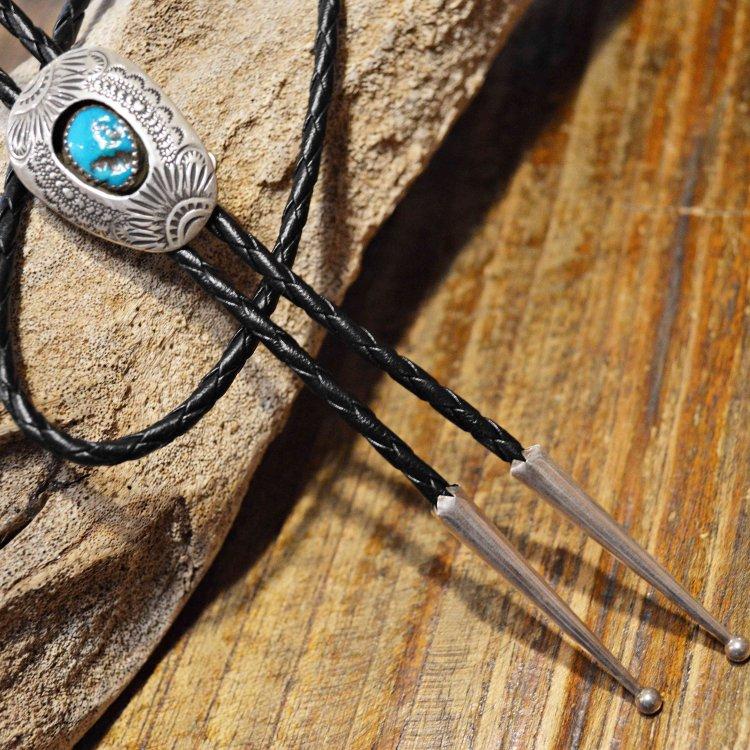 Indian jewelry インディアンジュエリー / NAVAJO LOOP TIE ナヴァホ ループタイ