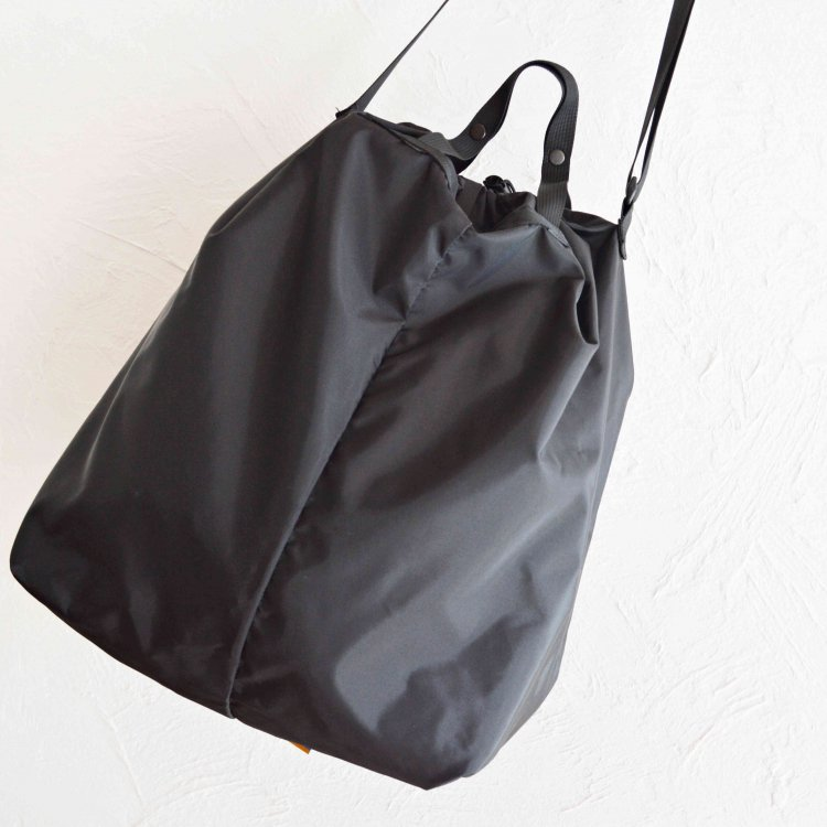 BATTLELAKE バトルレイク / STOWAWAY SHOLDER Packcloth 2WAYバック (BLACK ブラック)<img class='new_mark_img2' src='https://img.shop-pro.jp/img/new/icons1.gif' style='border:none;display:inline;margin:0px;padding:0px;width:auto;' />