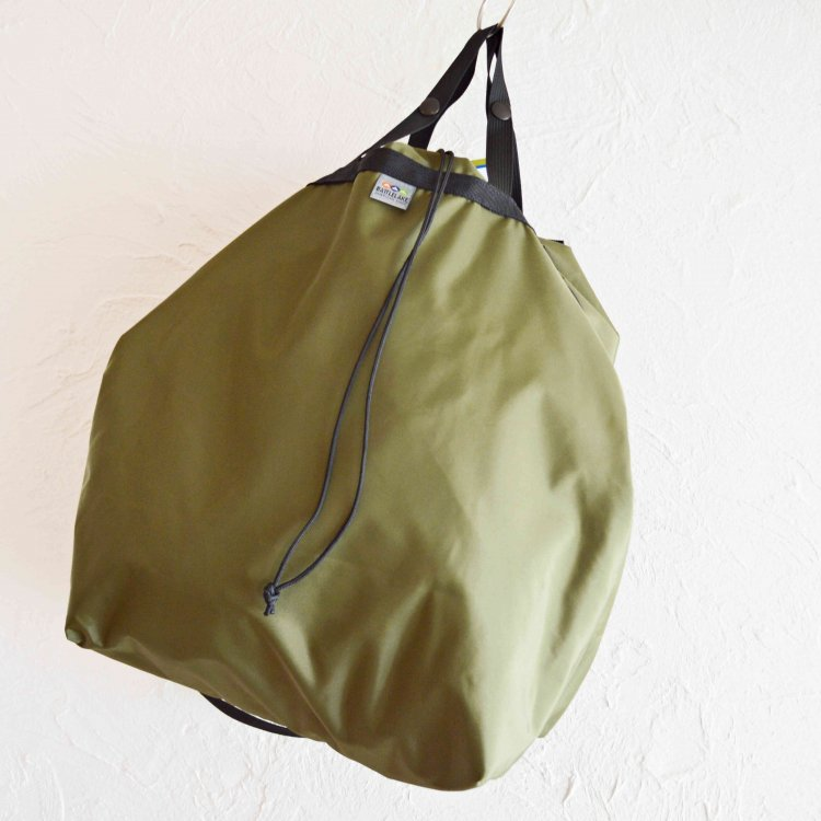 BATTLELAKE バトルレイク / STOWAWAY SHOLDER Packcloth 2WAYバック (OLIVE DRAB オリーブ)<img class='new_mark_img2' src='https://img.shop-pro.jp/img/new/icons1.gif' style='border:none;display:inline;margin:0px;padding:0px;width:auto;' />