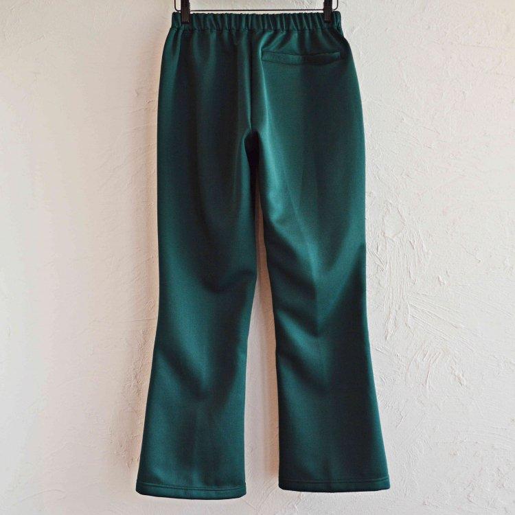 LOCALINA×OTSUKA ロカリナ×大塚 / flare pants フレアパンツ (GREEN グリーン)