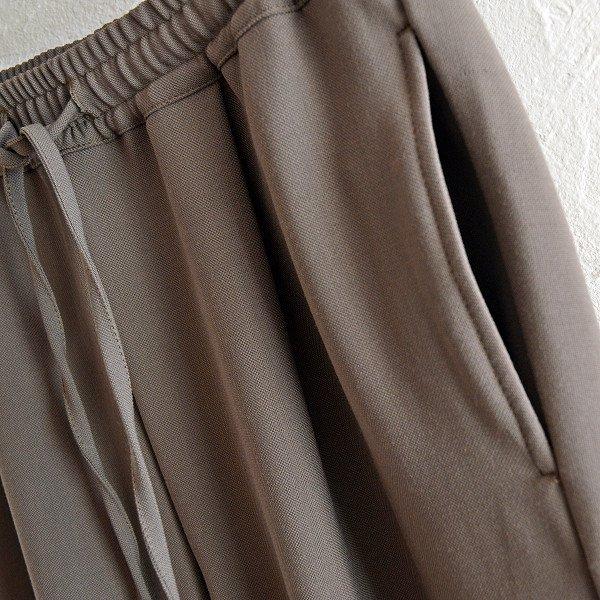 LAMOND ラモンド / STRETCH OX PANTS ストレッチオックスパンツ (BROWN ブラウン)