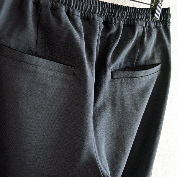 LAMOND ラモンド / STRETCH OX PANTS ストレッチオックスパンツ (D.NAVY ダークネイビー)
