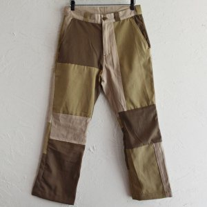 Nasngwam. ナスングワム / VARIOUS PANTS バリオスパンツ (BEIGE ベージュ)<img class='new_mark_img2' src='https://img.shop-pro.jp/img/new/icons1.gif' style='border:none;display:inline;margin:0px;padding:0px;width:auto;' />