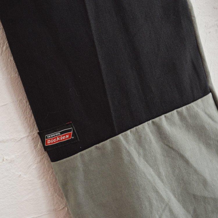 Nasngwam. ナスングワム / VARIOUS PANTS バリオスパンツ (BLACK ブラック)
