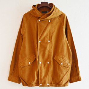 Nasngwam. ナスングワム / RURAL PARKA ルーラルパーカー (ALMOND アーモンド)<img class='new_mark_img2' src='https://img.shop-pro.jp/img/new/icons1.gif' style='border:none;display:inline;margin:0px;padding:0px;width:auto;' />