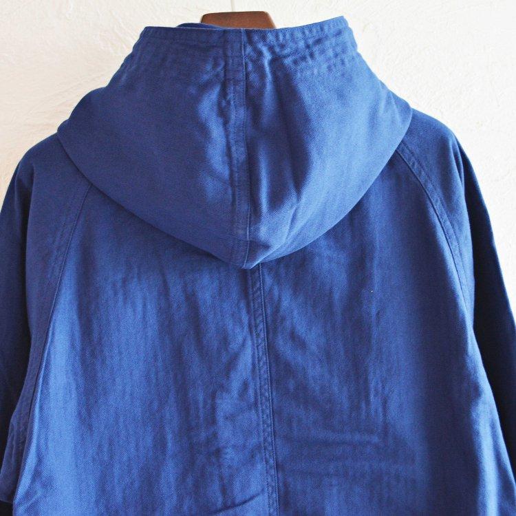 Nasngwam. ナスングワム / RURAL PARKA ルーラルパーカー (BLUE ブルー)