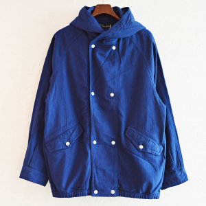 Nasngwam. ナスングワム / RURAL PARKA ルーラルパーカー (BLUE ブルー)<img class='new_mark_img2' src='https://img.shop-pro.jp/img/new/icons1.gif' style='border:none;display:inline;margin:0px;padding:0px;width:auto;' />