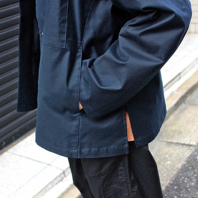 LAMOND ラモンド SLEEPING JACKET スリーピングジャケット (DARK NAVY / ダークネイビー)