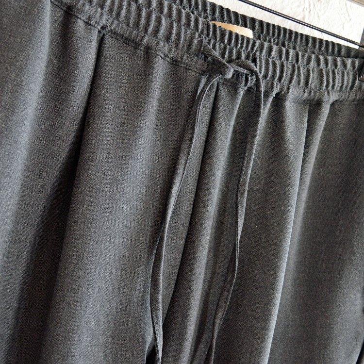 LAMOND ラモンド / STRETCH OX PANTS ストレッチオックスパンツ (CHACOAL チャコール)
