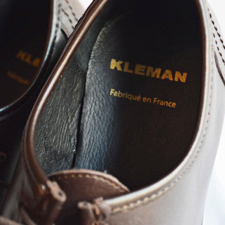 KLEMAN クレマン / PADRE パドレ チロリアンシューズ  (MOKA モカ)