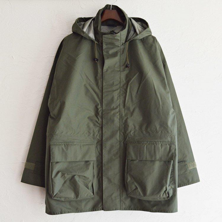 AXESQUIN アクシーズクイーン / FOUL WEATHER JACKET ファウルウェザージャケット (OLIVE オリーブ)