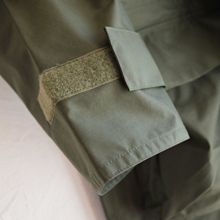 AXESQUIN アクシーズクイーン / FOUL WEATHER JACKET ファウルウェザージャケット (OLIVE オリーブ)
