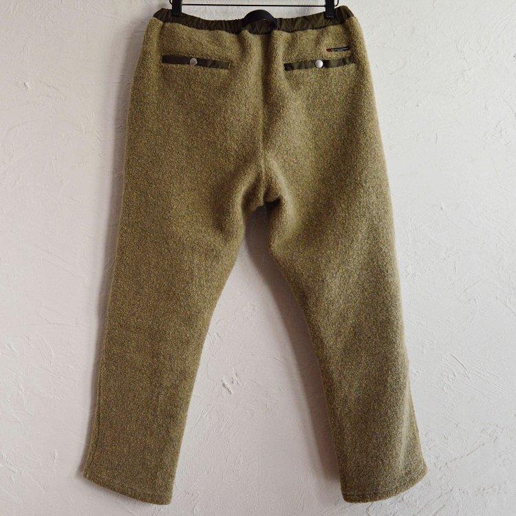 MOUNTAIN EQUIPMENT マウンテンイクイップメント / WOOL BOA CLIMBING PANTS ウールボアクライミングパンツ (L.GREEN ライトグリーン)