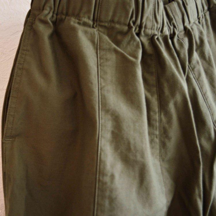 SETTO セト / PALACHUTE PANTS パラシュートパンツ (OLIVE オリーブ)