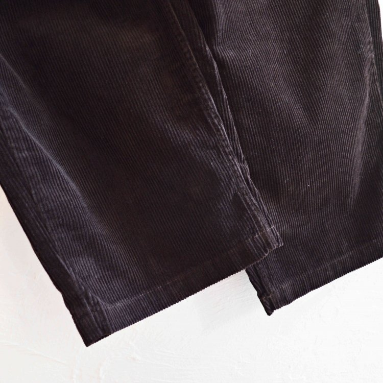 SETTO セト / UNE PANTS ウネパンツ (DK BROWN ダークブラウン)