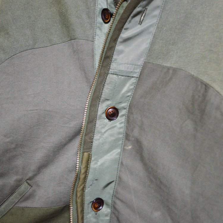 Nasngwam. ナスングワム / GRIZZLY JACKET  グリズリージャケット / (OLIVE オリーブ Msize)