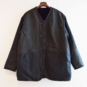 Nasngwam. ナスングワム / GRIZZLY JACKET  グリズリージャケット / (BLACK ブラック Lsize)<img class='new_mark_img2' src='https://img.shop-pro.jp/img/new/icons1.gif' style='border:none;display:inline;margin:0px;padding:0px;width:auto;' />