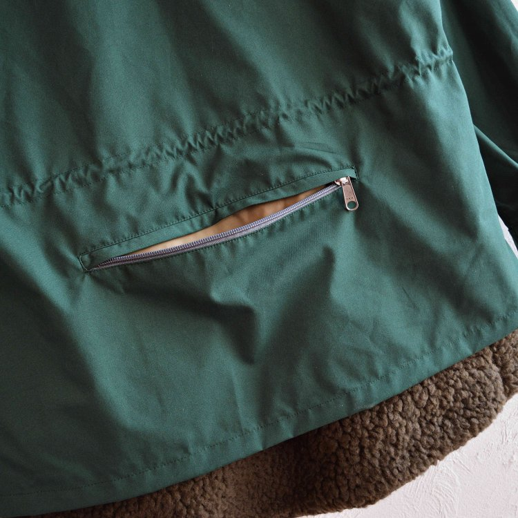 SIERRA DESINGNS×LAST CHANCE シエラデザイン ラストチャンス / 4WAY MOUNTAIN FATIGUE PARKA  (GREEN グリーン)