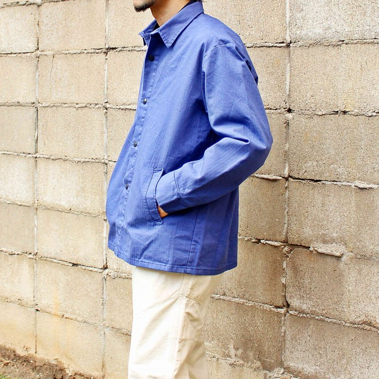 necessary or unnecessary ネセサリーオアアンネセサリー / 30's SHIRT MARINE サーティーズシャツマリン (MARINE マリン)<img class='new_mark_img2' src='https://img.shop-pro.jp/img/new/icons1.gif' style='border:none;display:inline;margin:0px;padding:0px;width:auto;' />