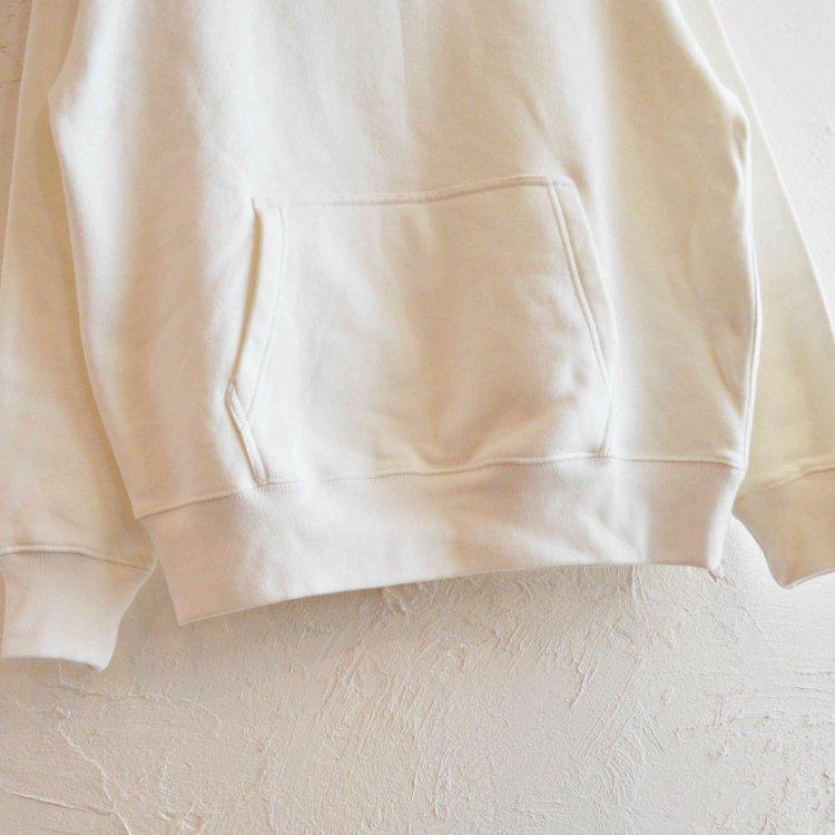 BEEF OR CHICKEN ビーフオアチキン / PARKA 六芒星 (WHITE ホワイト)