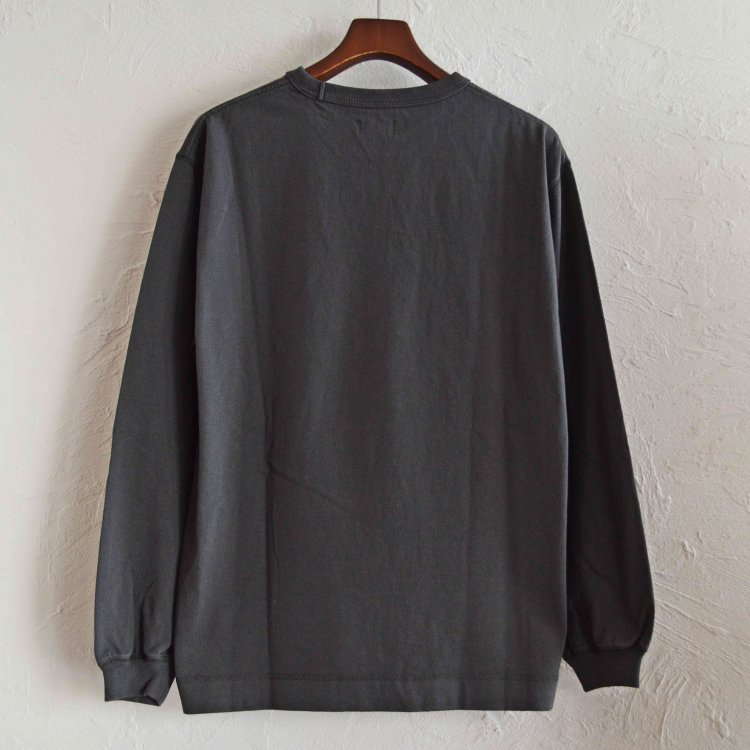 modemdesign モデムデザイン / 10oz L/S Tee ジュウオンスロンティー (BLACK ブラック)<img class='new_mark_img2' src='https://img.shop-pro.jp/img/new/icons1.gif' style='border:none;display:inline;margin:0px;padding:0px;width:auto;' />
