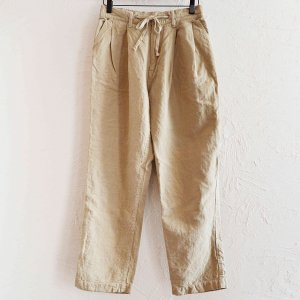 Nasngwam. ナスングワム / ATELIER PANTS アトリエパンツ (NATURAL ナチュラル)<img class='new_mark_img2' src='https://img.shop-pro.jp/img/new/icons1.gif' style='border:none;display:inline;margin:0px;padding:0px;width:auto;' />