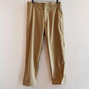 LAMOND ラモンド / NYLON OX PANTS ナイロンオックスパンツ (BEIGE ベージュ)