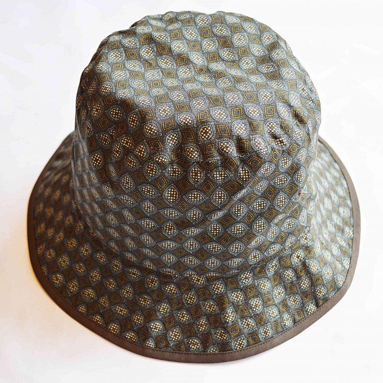 SUBLIME サブライム / HANDLE BACKET HAT ハンドルバケットハット (PAISELEY BROWN ペイズリーブラウン)