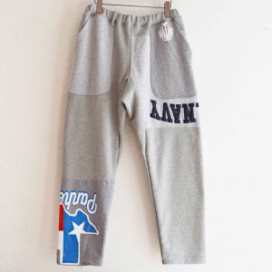 Nasngwam. ナスングワム / PUZZLE PANTS パズルパンツ (GRAY グレー Lsize)<img class='new_mark_img2' src='https://img.shop-pro.jp/img/new/icons1.gif' style='border:none;display:inline;margin:0px;padding:0px;width:auto;' />