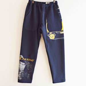 Nasngwam. ナスングワム / PUZZLE PANTS パズルパンツ (NAVY ネイビー Msize)<img class='new_mark_img2' src='https://img.shop-pro.jp/img/new/icons1.gif' style='border:none;display:inline;margin:0px;padding:0px;width:auto;' />