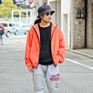 necessary or unnecessary ネセサリーオアアンネセサリー N.O.U.N ナウン / RAIN MAN レインマン 【RED レッド】<img class='new_mark_img2' src='https://img.shop-pro.jp/img/new/icons1.gif' style='border:none;display:inline;margin:0px;padding:0px;width:auto;' />