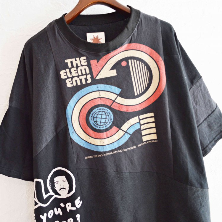 Nasngwam. ナスングワム / PUZZLE TEE パズルTEE (BLACK ブラック)<img class='new_mark_img2' src='https://img.shop-pro.jp/img/new/icons1.gif' style='border:none;display:inline;margin:0px;padding:0px;width:auto;' />