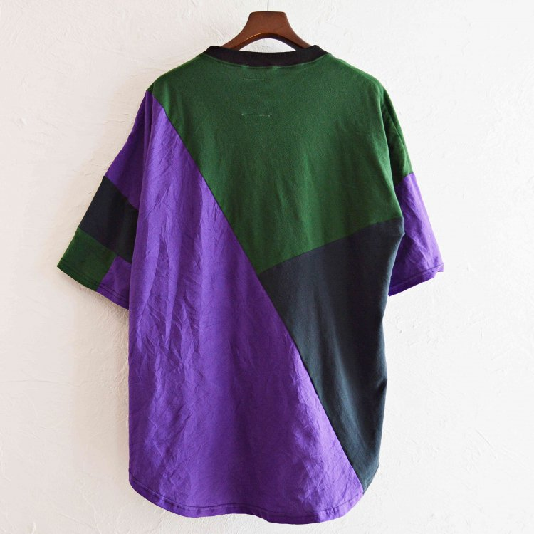 Nasngwam. ナスングワム / PUZZLE TEE パズルTEE (MULTI マルチ)<img class='new_mark_img2' src='https://img.shop-pro.jp/img/new/icons1.gif' style='border:none;display:inline;margin:0px;padding:0px;width:auto;' />