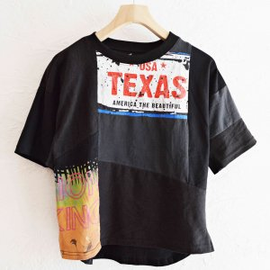 Nasngwam. KIDS ナスングワムキッズ  / PUZZLE TEE パズルTEE (BLACK ブラック)<img class='new_mark_img2' src='https://img.shop-pro.jp/img/new/icons1.gif' style='border:none;display:inline;margin:0px;padding:0px;width:auto;' />