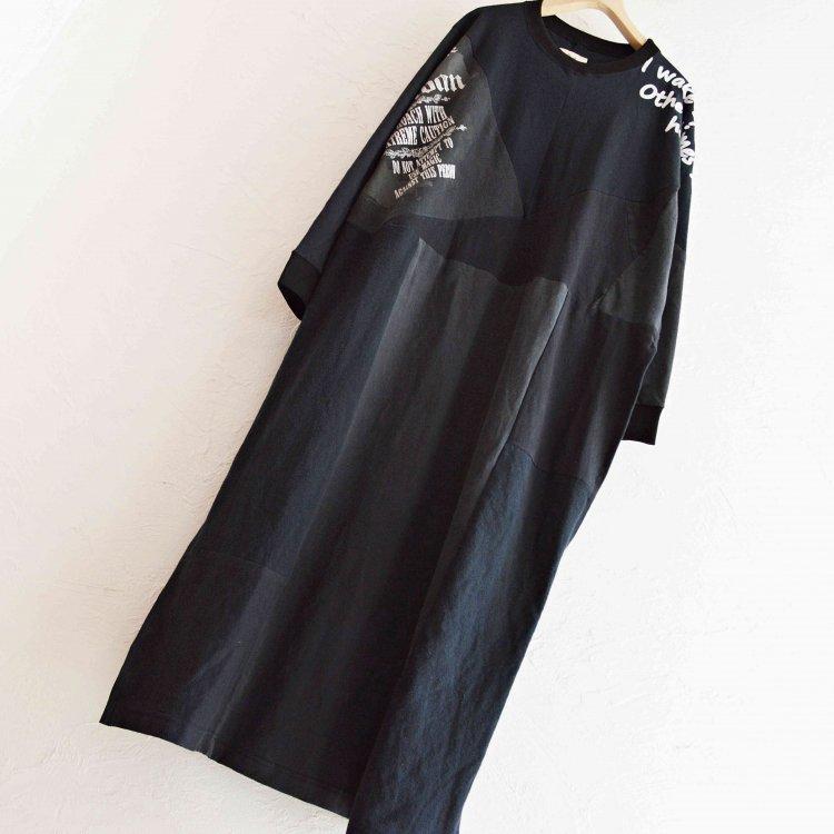 Nasngwam. ナスングワム  / PUZZLE ONEPIECE パズルワンピース (BLACK ブラック)