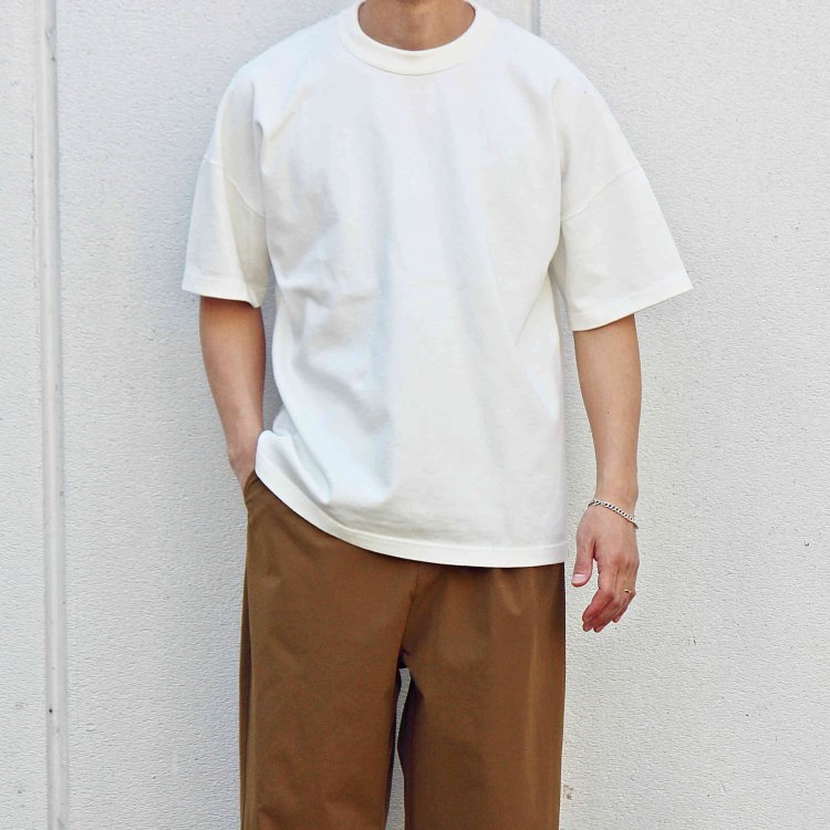 soglia ソリア / GT-� MAX -WAIT Short Sleeve T-shirt (WHITE ホワイト)
