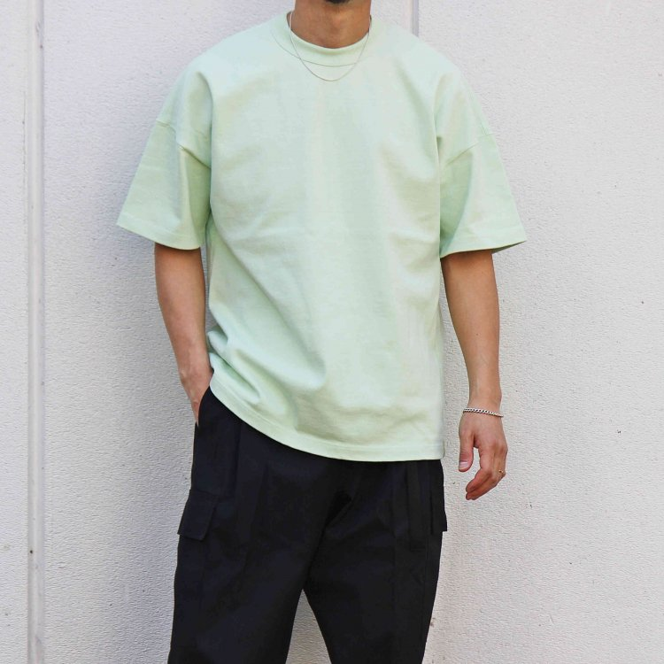 soglia ソリア / GT-� MAX -WAIT Short Sleeve T-shirt (MINT GREEN ミントグリーン)