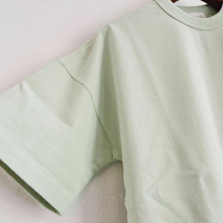 soglia ソリア / GT-� MAX -WAIT Short Sleeve T-shirt (MINT GREEN ミントグリーン)<img class='new_mark_img2' src='https://img.shop-pro.jp/img/new/icons1.gif' style='border:none;display:inline;margin:0px;padding:0px;width:auto;' />
