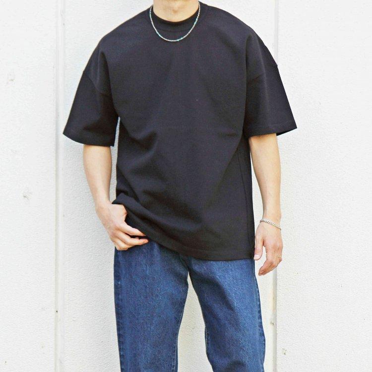 soglia ソリア / GT-� MAX -WAIT Short Sleeve T-shirt (BLACK )