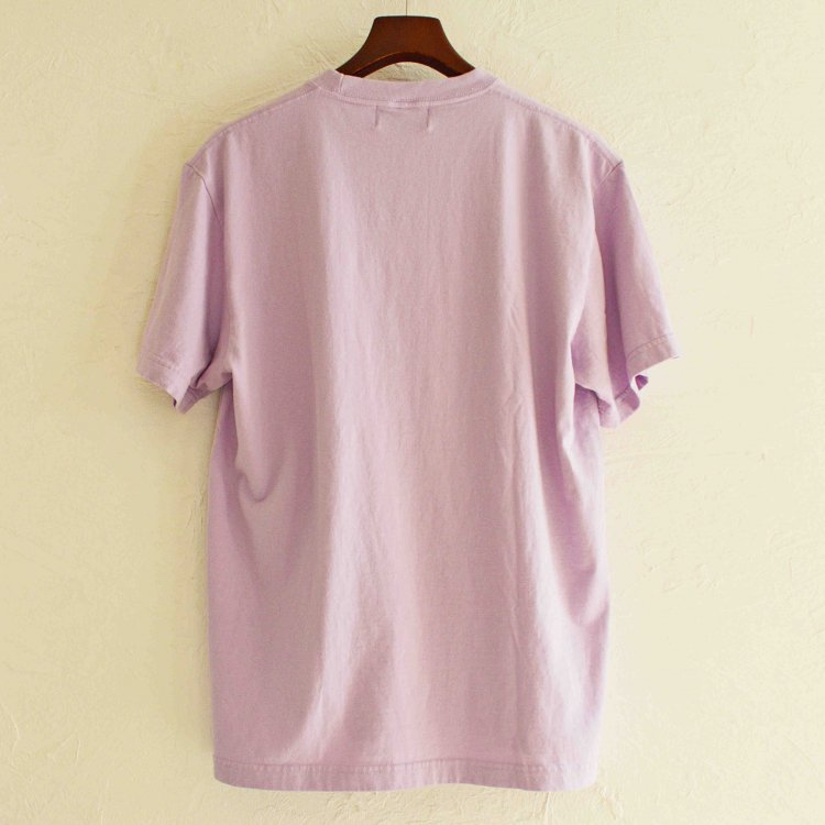 Nasngwam. ナスングワム / REMOTE DRINKING TEE プリントTシャツ(LIGHT PURPLE ライトパープル)<img class='new_mark_img2' src='https://img.shop-pro.jp/img/new/icons1.gif' style='border:none;display:inline;margin:0px;padding:0px;width:auto;' />