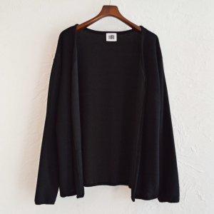 melple メイプル / CAパイルボレロ (BLACK ブラック)