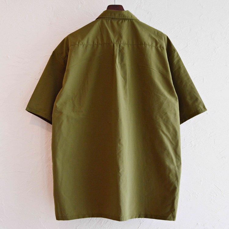 LAST CHANCE ラストチャンス / Wire Tape Cuba Pocket Shirt ワイヤーテープキューバポケットシャツ (OLIVE オリーブ)<img class='new_mark_img2' src='https://img.shop-pro.jp/img/new/icons1.gif' style='border:none;display:inline;margin:0px;padding:0px;width:auto;' />
