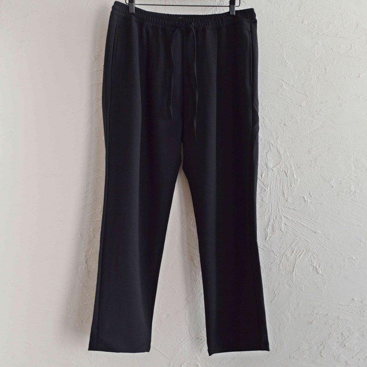 LAMOND ラモンド / STRETCH OX PANTS ストレッチオックスパンツ (BLACK ブラック)