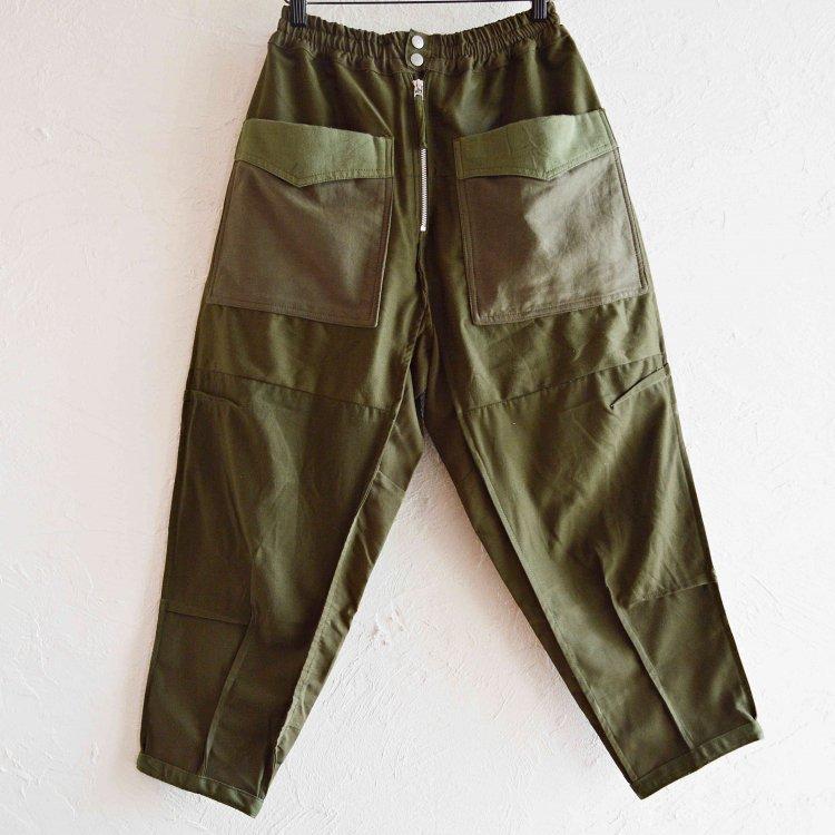 Nasngwam. ナスングワム / LONESTAR PANTS ロンスターパンツ (OLIVE オリーブ)